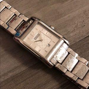 COACH women's stainless steel watch ✨⌚️✨